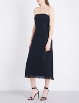 Theory Phyly linen dress