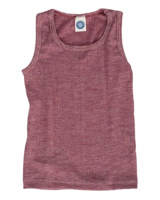 35/% kbT wool Cosilana 45/% KBA cotton 20/% silk Childrens vest//top