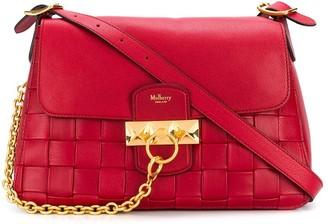 Mulberry Keeley Woven shoulder bag