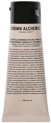 GROWN ALCHEMIST 75ml Deep Cleansing Facial Masque