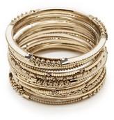 Sole Society Beaded Stack Bracelet Set