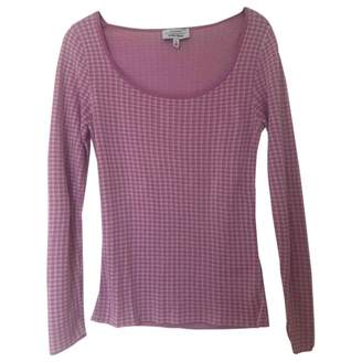 And other stories & Stories Pink Cotton Top for Women