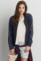 American Eagle Outfitters AE Solid Bomber Jacket