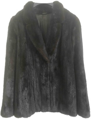 Saks Fifth Avenue Brown Mink Jacket for Women