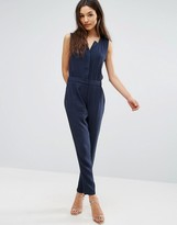 Greylin Cecilia Quilted Jumpsuit