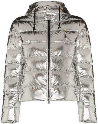 Polo Ralph Lauren Ripstop puffer jacket
