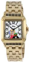 EWatchFactory Disney Women's W000480 Muppets Perfect Square Bracelet Watch