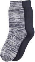 Joe Fresh Women's 2 Pack Thermal Socks