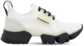 Givenchy Glow-In-The-Dark Jaw Sneakers