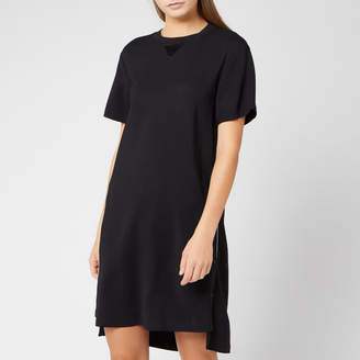 Karl Lagerfeld Paris Women's Dress with Snap Sides