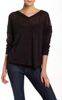 Brochu Walker Hester Linen Pullover