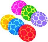 Munchkin Grippy Dots - Multicolor - 6 ct