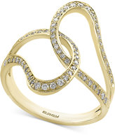 Effy Diamond Loop Ring (1/3 ct. t.w.) in 14k Gold