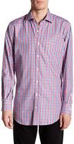 Peter Millar Bing Regular Fit Check Sport Shirt