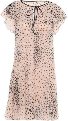 RED Valentino Chiffon Dress
