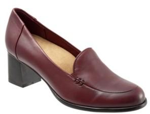 Trotters Quincy Slip On Heel Pumps Women's Shoes