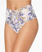 Hanky Panky Bon Fleur Retro Sheer Lace Thong 7T1921