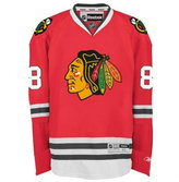 Reebok Men's Patrick Kane Chicago Blackhawks Premier Jersey