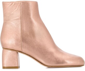 RED Valentino RED(V) side zip ankle boots
