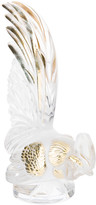 Lalique Bantam Rooster Paperweight