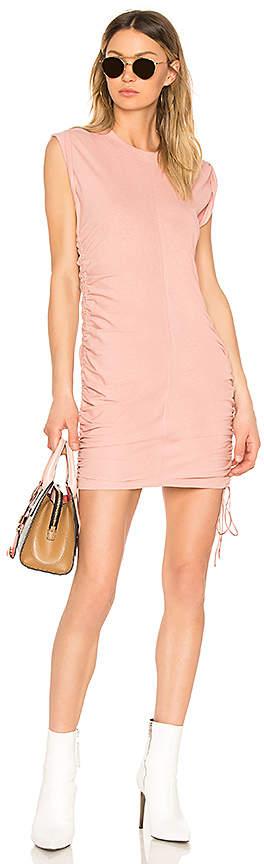 Alexander Wang High Twist Mini Dress