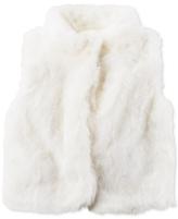 Carter's Faux-Fur Vest, Little Girls (4-6X) & Big Girls (7-16)