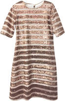 Dorissa by Sugar Plum Alexia Sequin Dress