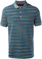 Missoni classic polo shirt - men - Cotton - XXL