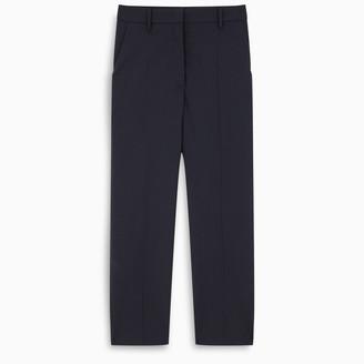 Prada Black slim trousers