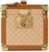 Louis Vuitton pre-owned logo jewellery trunk