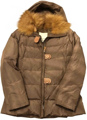 Henry Cotton Brown Jacket for Women