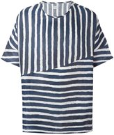 E. Tautz 'Collection' wide fit T-shirt