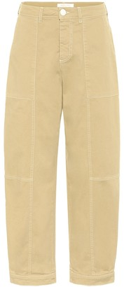 See by Chloe High-rise relaxed pants