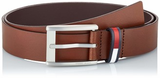 Tommy Hilfiger Men's TJM CORP LEATHER BELT 3.5