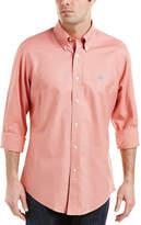 Brooks Brothers 1818 Brookscool Regent Fit Woven Shirt