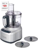 Cuisinart Elemental 8-Cup Food Processor (Silver)