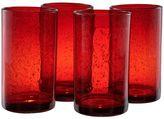 Artland Iris 4-pc. Highball Glass Set