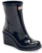 Hunter Women's Refined Wedge Rain Boot