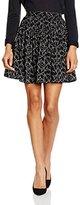 Armani Jeans Women's 6x5n475nqgz Mini Kilt Skirt,(EU)