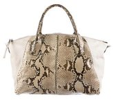 Tod's Python D-Styling Tote