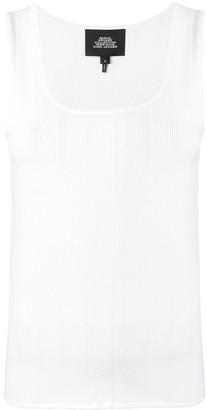 Marc Jacobs Scalloped Edge Vest Top