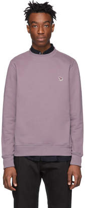 Paul Smith Purple Zebra Sweatshirt