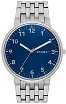 Skagen Men's 'Ancher' Bracelet Watch, 40Mm