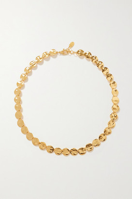 Anna Beck Rasa x Gold-plated Necklace