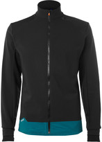 Soar Running S155M Stretch-Softshell Running Jacket