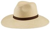 Janessa Leone Gloria Wide Brim Panama Hat