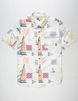 Lrg Captain Ron Mens Shirt