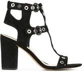 Sam Edelman Cam sandals - women - Suede/Artificial Leather/rubber - 37.5