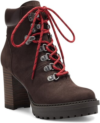 Lucky Brand Bradli Platform Hiking Boot