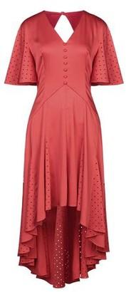 Huishan Zhang Knee-length dress